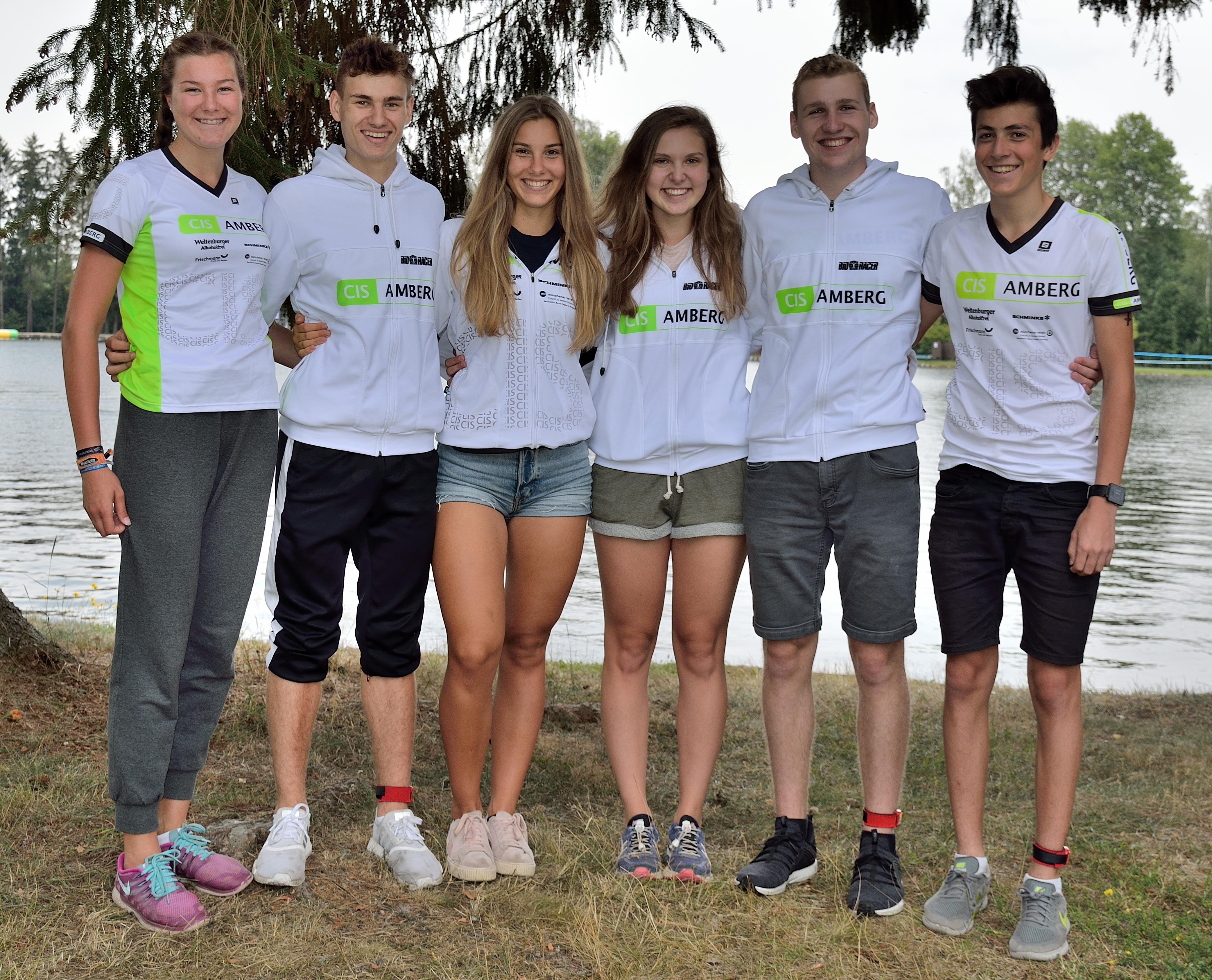 Waldershof Bayerischer Meister Teamwertung Jugendcup